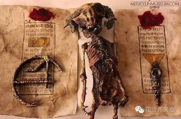 12. Mutasyona uğramış vampir olan Wraith'in yeni doğmuş hali
