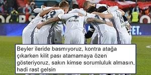 110 Yıllık Fenerbahçe'nin 9 Yıllık Krasnodar'a Mağlup Olmasını Yorumsuz Bırakmayan 17 Taraftar