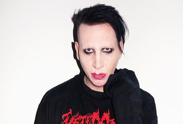 10. Marilyn Manson