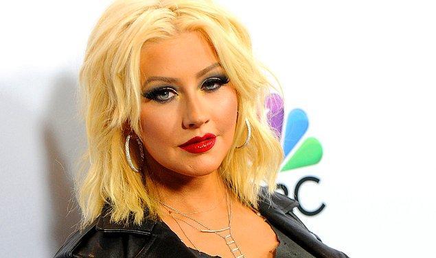 11. Christina Aguilera