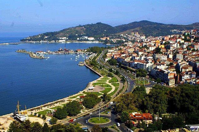 8. Karadeniz Ereğli