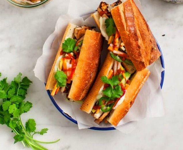 3. Tofu Sandviç Tarifi
