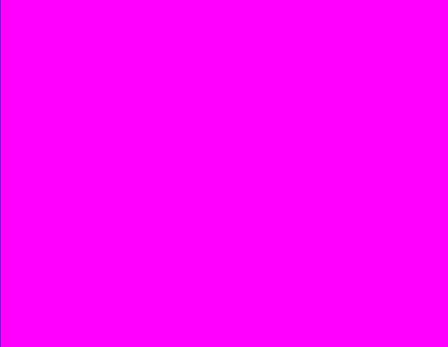 6. Macenta'nın fiziksel bir dalga boyu mevcut değil ve bu yüzden teknik olarak evrende böyle bir renk yok.