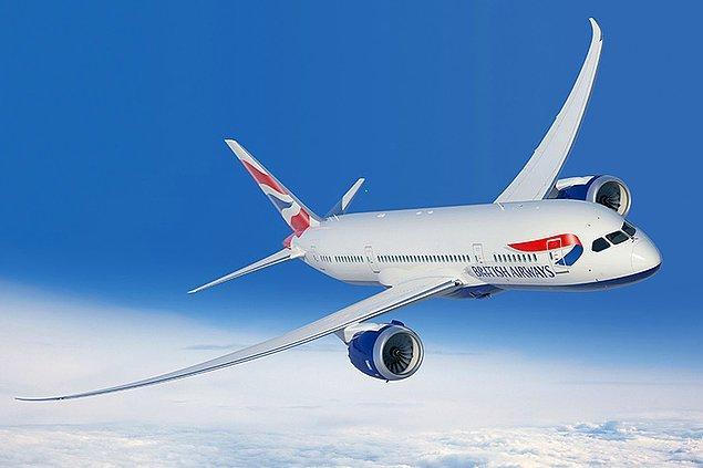 9. 2015'te bir Londra-Dubai uçuşunda biri öyle bir sıçtı ki, uçak kalkıştan 30 dakika sonra havalimanına geri dönüş yapmak zorunda kaldı.