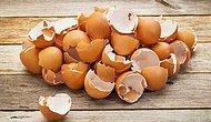 Çöpe Attığınız Yumurta Kabuklarının Çok İyi Bir Besin Kaynağı Olduğunu Biliyor muydunuz?