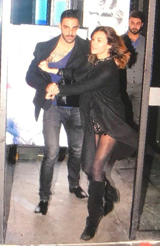 Ancak arada kulağımıza çiftin arasının bozulduğu haberleri de gelmiyor değil. Örneğin Hande Yener'in 44. doğum günü partisinde böyle kavga etmeleri gibi...