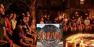 Survivor'da Şok Ayrılık! İlk Defa Bir Yarışmacı Kendi İsteği ile Adaya Veda Etti