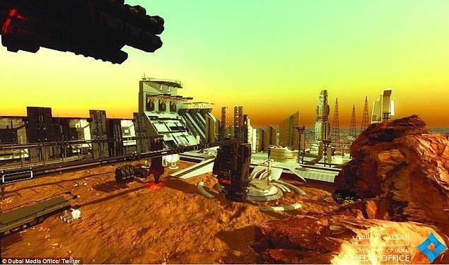 """""""Mars 2117 projesi uzun soluklu olacak."""""""