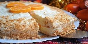 Kış Meyvelerinden Mandalina ile Yapılan 12 Vitamin Deposu Tatlı Tarifi