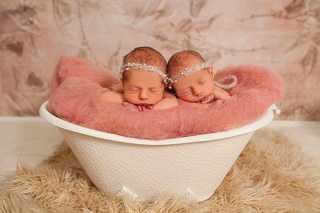 Yaşadıkları bütün zorluklara rağmen ikinci ikizleri 5 Ocak 2017 tarihinde sağlıklı bir şekilde dünyaya geldi.