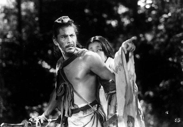 4. Rasomon: Sarı Irkın Şehveti (1950)   | IMDb  8.3