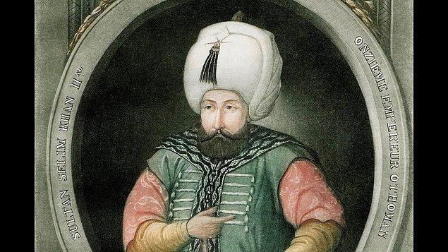 1. II. Selim döneminde meşhur hayat kadınları vardı...
