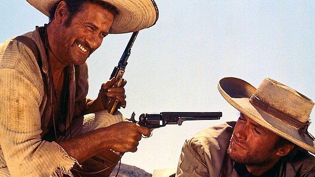 12. İyi, Kötü ve Çirkin (1966)  | IMDb    8.9