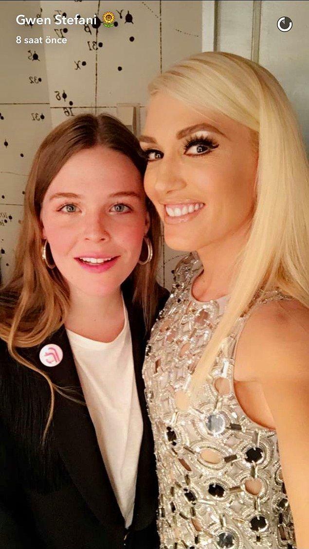 6. Gwen Stefani