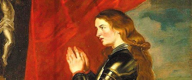 Jeanne d'Arc (Jan Dark) 1412 yılında Domremy'de bir köyde doğdu.