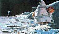 Amerika'nın Komünistlere Karşı Tasarladığı Çılgın Proje: Ay'a Askeri Üs Kurma Planı