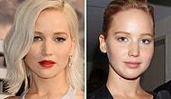 Kırmızı halıda makyajsız yürümeyi seçen ünlü kadınlar