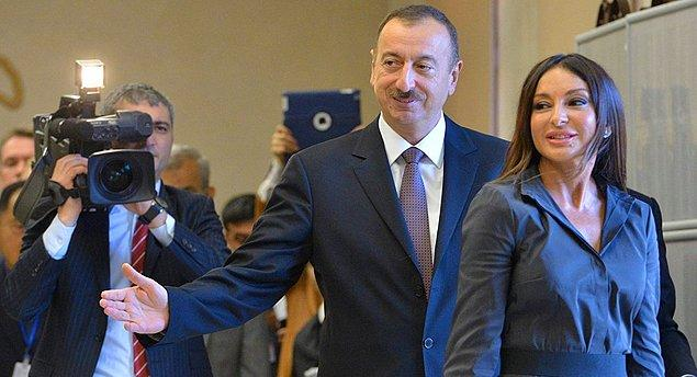 Azerbaycan'da 26 Eylül 2016'da yapılan referandumla anayasada bazı değişiklikler yapılmıştı.