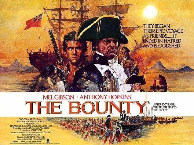 15. The Bounty / Gemide İsyan (1984) IMDb: 7,0