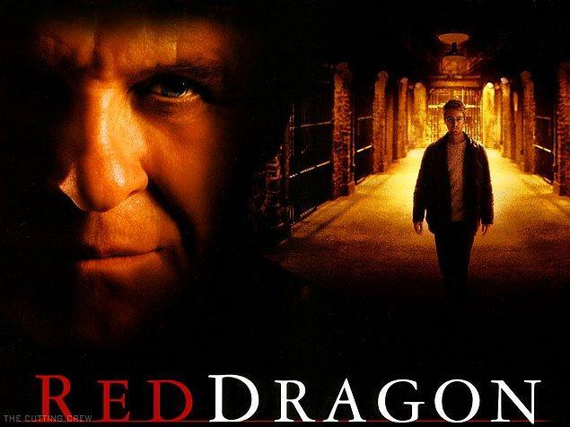 11. Red Dragon / Kızıl Ejder (2002) IMDb: 7,2