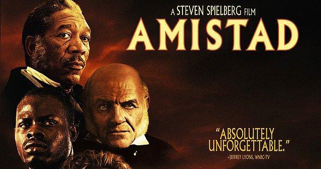 10. Amistad (1997) IMDb: 7,2