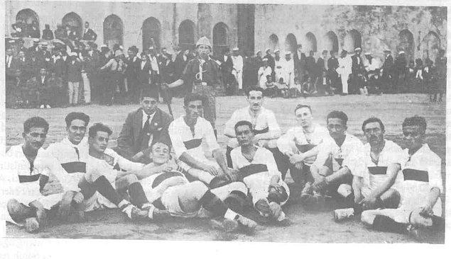 3. Türk milli takımının kuruluşu: 1923