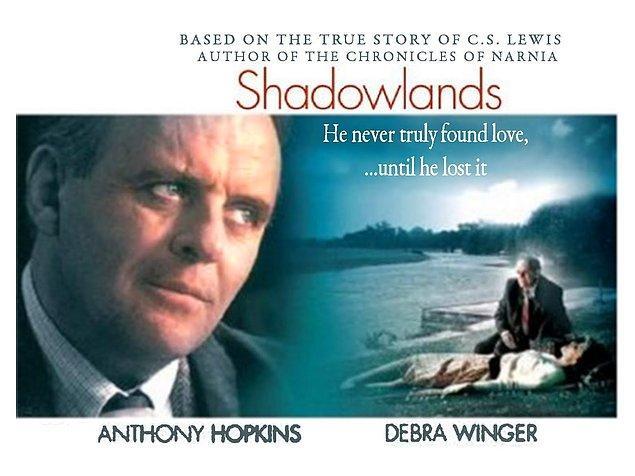 9. Shadowlands / Gölge Topraklarda (1993) IMDb: 7,4