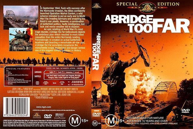 8. A Bridge Too Far (1977) IMDb: 7,4