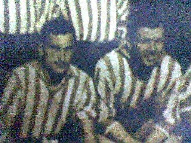 6. Milli ligin ilk golünü Özcan Altuğ attı.