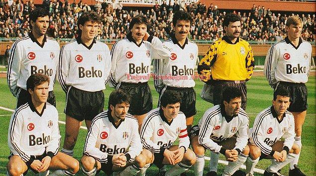 8. Süper Lig'in en uzun süre yenilmeme rekoru; 1990-91 sezonunda oynanan 48 maçla Beşiktaş'a aittir.