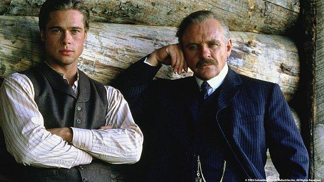 6. Legends of the Fall / İhtiras Rüzgârları (1994) IMDb:7,5