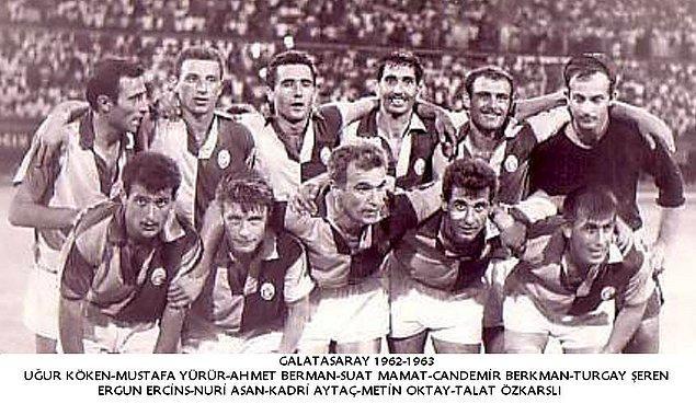 18. Bir sezonda en çok gol atan takım Galatasaray'dır. 1962-63 sezonunda iki aşamalı olarak gerçekleştirilen ligde 42 maçta 105 gol attı.