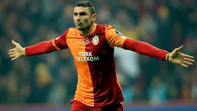 22. 4 büyük takımda da oynayan ilk futbolcu Sergen Yalçın'dır. (2. futbolcu ise Burak Yılmaz'dır)