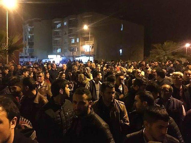 Kupal, sağlık ekiplerinin yaptığı müdahalenin ardından ambulansla Alaşehir Devlet Hastanesi'ne kaldırıldı.