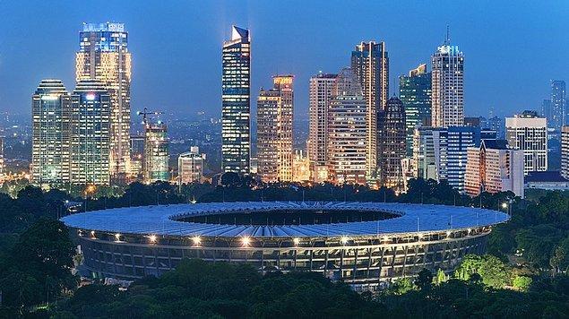 Tayland'ı 47 saatle Kolombiya ve Endonezya izledi.