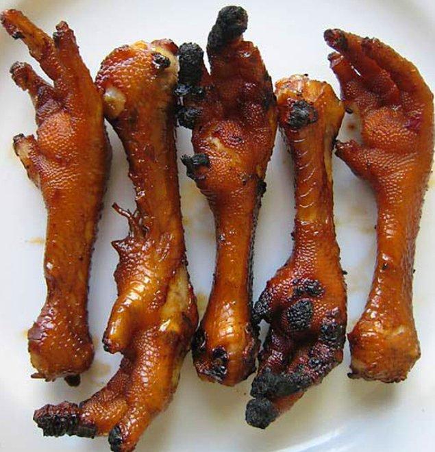 4. Tavuk kızartması mı?