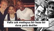 Nusret'in Restoranının Yanı Sıra Kadrajına da Giren 24 Futbolcu
