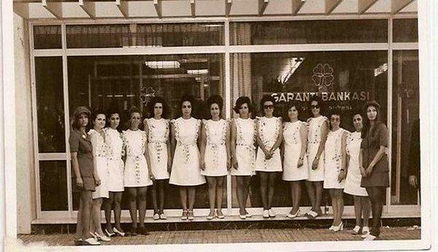 71 yıllık köklü bir tarihi olan Garanti Bankasının temeli 1946'da Ankara'da atılmıştı.