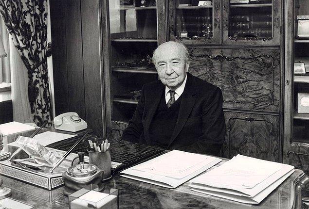 1946 Ankara'sında banka kuran bu iki girişimci ruh, kalkınmak için gidecekleri ismi elbette biliyorlardı: Vehbi Koç.
