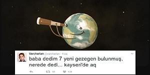 Twitter'da Nasa'nın Yeni Gezegenler Bulması Üzerine Atılmış Mizah Dozu Yüksek 17 Tweet
