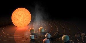 NASA'dan Büyük Açıklama Geldi: Tek Yıldızın Etrafında 7 Tane Dünya Benzeri Gezegen Bulundu