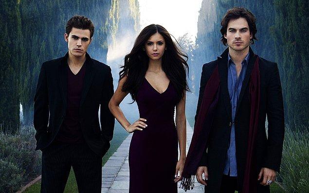 22. The Vampire Diaries
