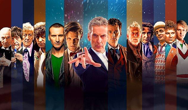 15. Dr. Who