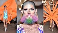 Lady Gaga'yı da Giydiren Tasarımcının İnanılmaz Defilesi Görenleri Dumura Uğrattı!