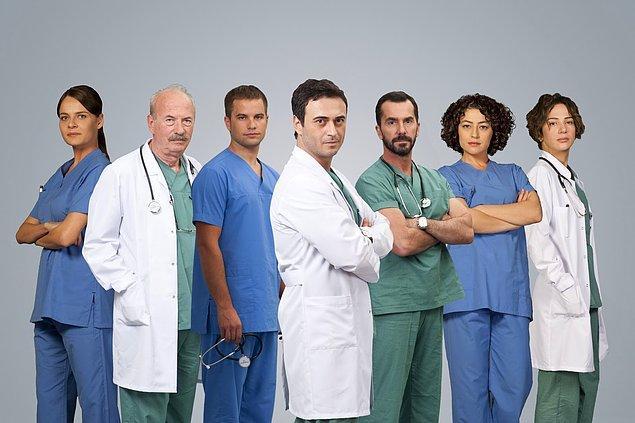 14. Doktorlar