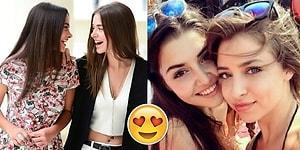 Birbirlerine Taş Çıkartan Güzellikleriyle Ortalığın Tozunu Attıran 20 Ünlü Kız Kardeş