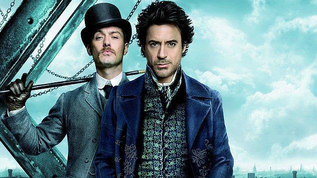 4. Sherlock Holmes (2009)