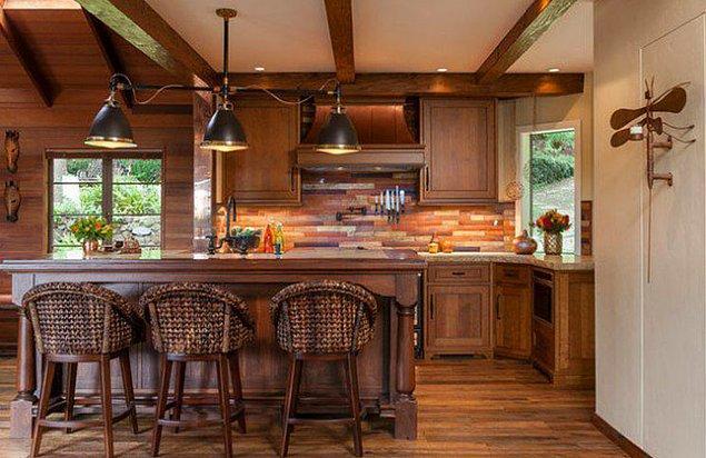 7. Mutfak düzeniniz olsun