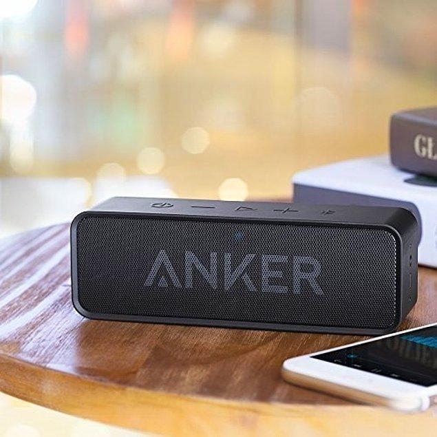 5. Yüksek sesle müzik dinlemek istediniz ve bilgisayarı açmaya üşendiniz. Bu tip bir hoparlör işinizi rahatça görür. Telefonu da hoparlöre bağladınız mı demeyin keyfinize...