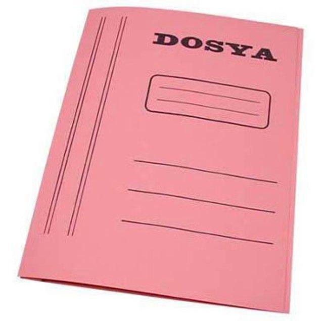 12. Üst üste duran pembe kağıt dosyaların içinde evrenin sırrının yazdığını zannetmek.